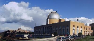 osservatorio astronomico di roma mporzio