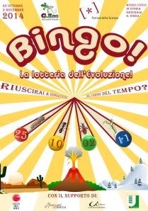 Poster Bingo Genova piccolo