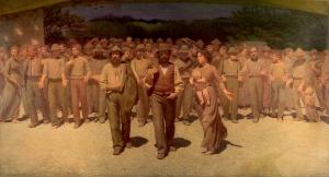 Pellizza-da-Volpedo-Quarto-Stato-1901-Museo-del-Novecento